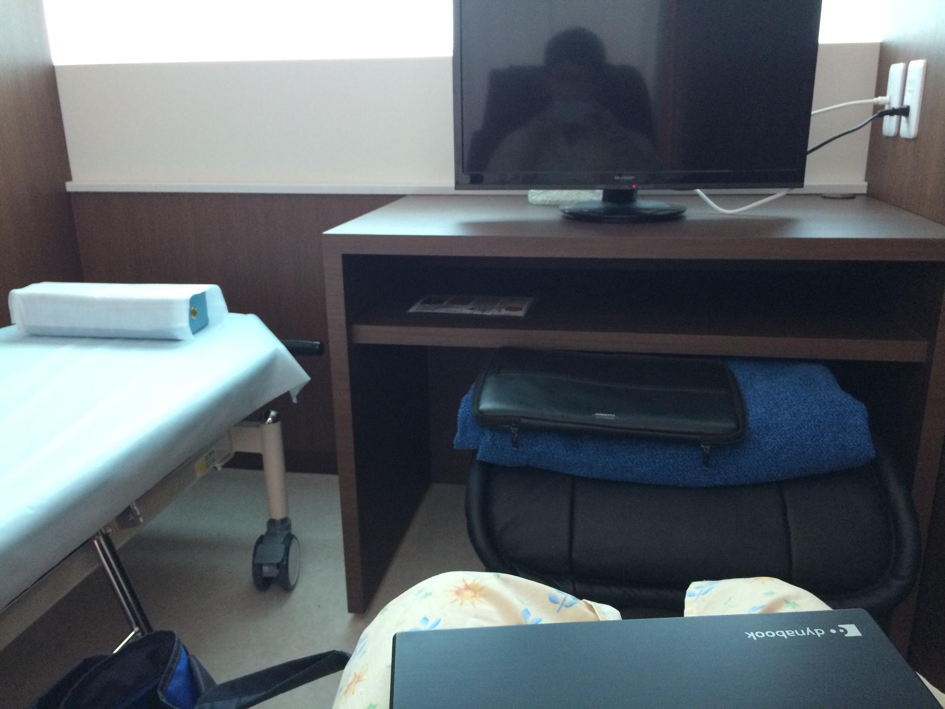 ふしや内科・消化器内科クリニックのリカバリールーム