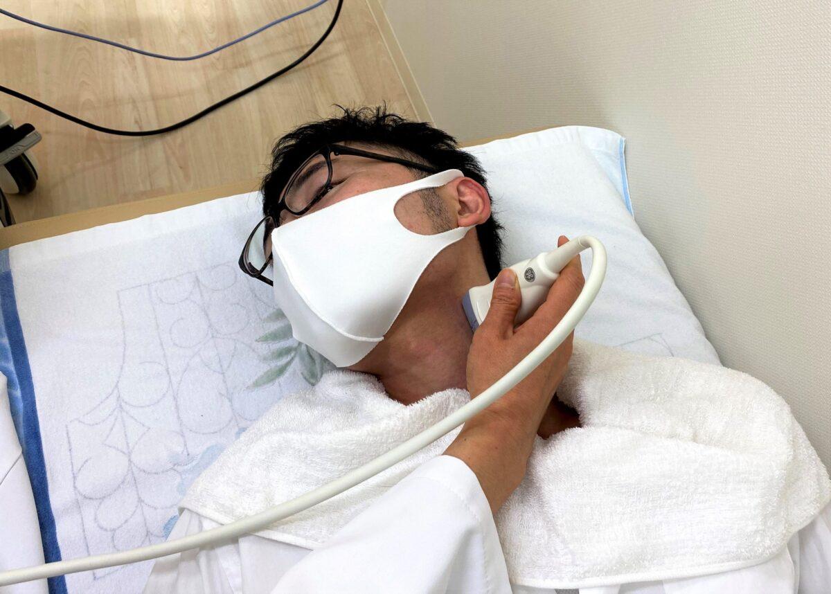 頸動脈エコー検査の体験談