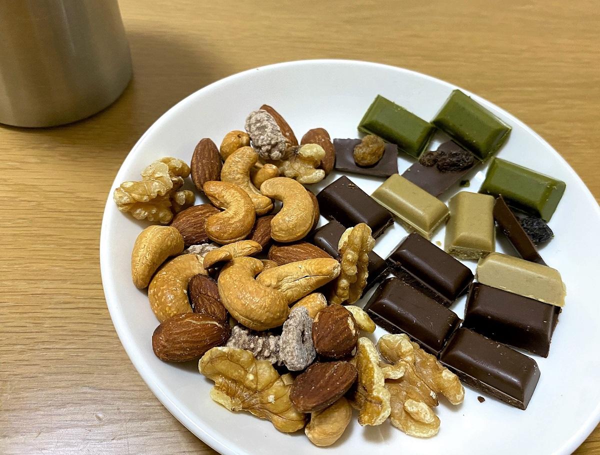 完全食チョコ「アンジュ」を食べた感想